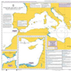 Update to Mediterranean Sea Maritime Security Chart